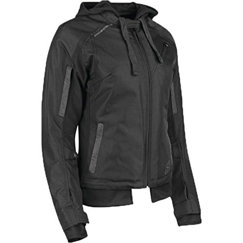 - Speed and Strength Spell Bound Textile Women's Street Motorcycle Jacket - Black/Small