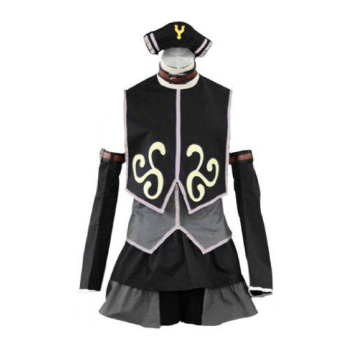 Tales (Tales Of Abyss Costumes)