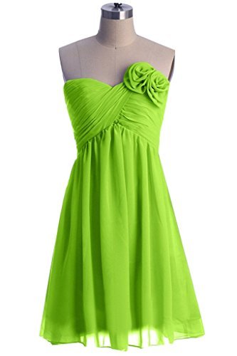Fanciest Donna Linea Verde Ad Lime Vestito A 1ZHwq1xvU