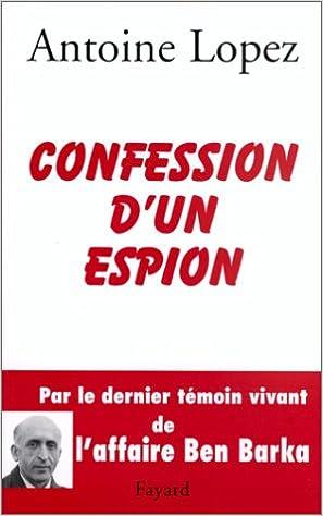 Télécharger en ligne Confession d'un espion pdf