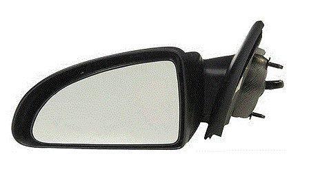 05 – 10 Cobalt (2 Door Coupe Only) Driver Door Mirror Power Black Pontiac G5 (Coupe - Cobalt Door 2 Coupe