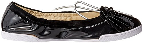 Butterfly Twists Robyn, Damen Slipper Schwarz (Schwarz)