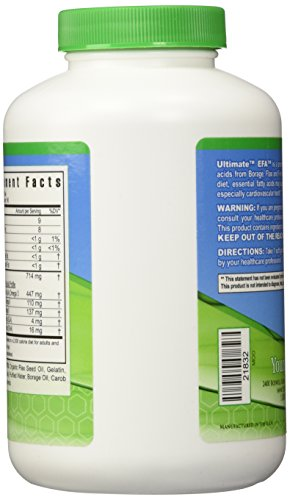 ULTIMATE EFA - 180 SOFTGELS by Youngevity (Image #5)