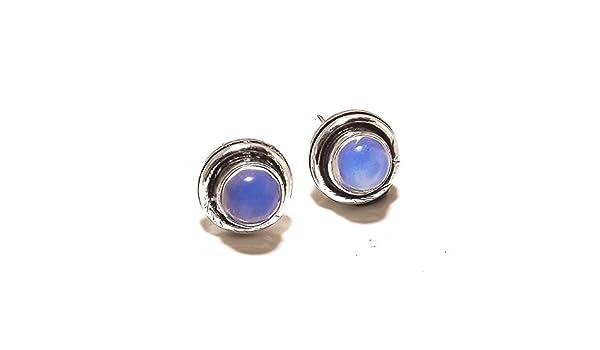 White Opalite Sterling Silver Overlay 5 Grams Earring 1.75 Long Designer Jewelry