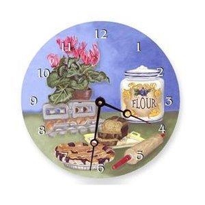 Lexington Studio Bakers Round Clock, 18