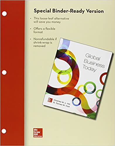 Loose leaf global business today 9781259299216 international loose leaf global business today 9th edition fandeluxe Image collections