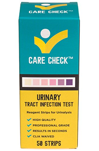 Urinary tract test strips