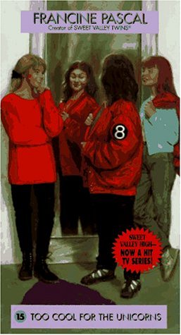 (TOO COOL FOR THE UNICORNS (UNICORN CLUB #15))