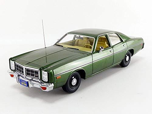 Greenlight 19045 1: 18 Artisan Collection - Hunter (1984-91 TV Series) - 1977 Dodge Monaco (Monaco Series)