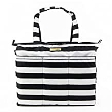 Ju-Ju-Be Legacy Collection Super Be Zippered Tote Diaper Bag, First Lady