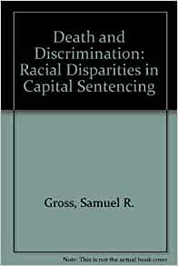 essay on the subject of racial discrepancy through passing away sentencing