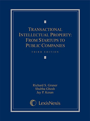 Transactional Intellectual Property: From Startups to Public Companies (Startup Company compare prices)