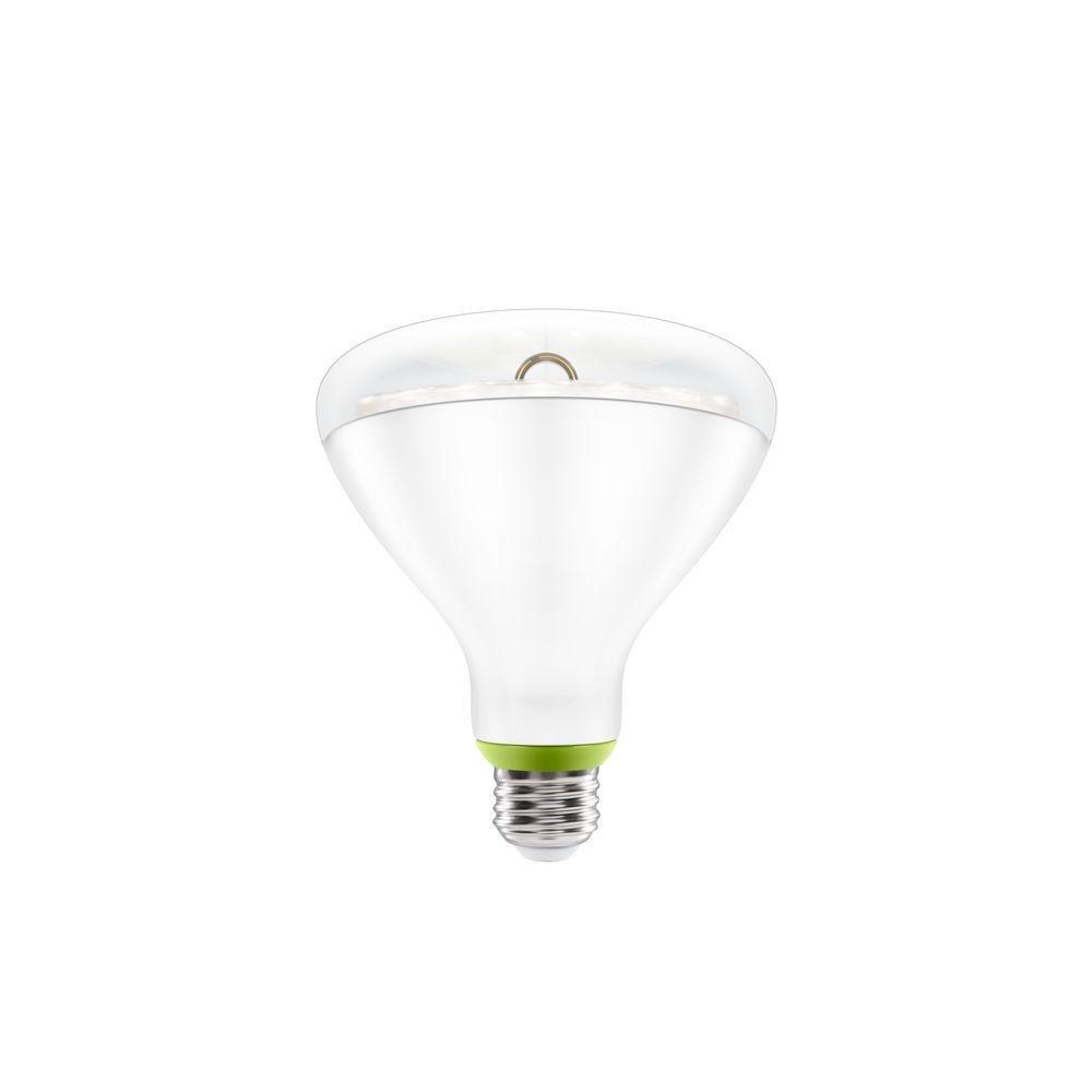 GE Link Smart LED Light Bulb, PAR38 Floodlight (3000K), 90-Watt Equivalent, 1-Pack, Zigbee, Works with Alexa
