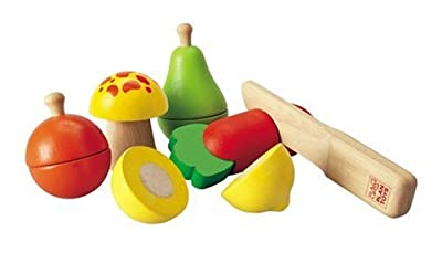 Plan Toy Fruit And Vegetable Play Set from Plan Toys