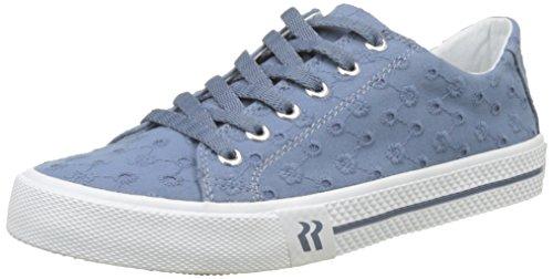 blau Soling Romika Bleu 22 Femme Baskets Svfw6Uq
