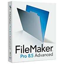 FileMaker Advanced 8.5 Upgrade Win/Mac