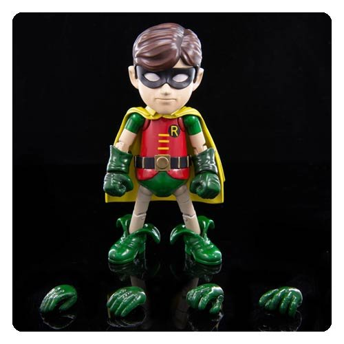 1960's Batman And Robin Costumes (Herocross Hybrid Metal Figuration Robin