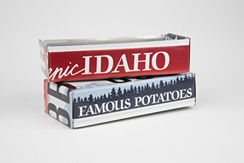 Idaho License Plate - Idaho license plate box - Idaho Father's Day gift - Idaho Graduation gift - Idaho Souvenir - Idaho gift idea