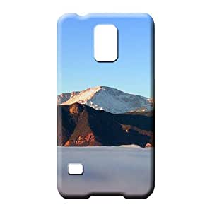 samsung galaxy s5 Appearance Unique New Arrival cell phone carrying shells sky blue air white cloud