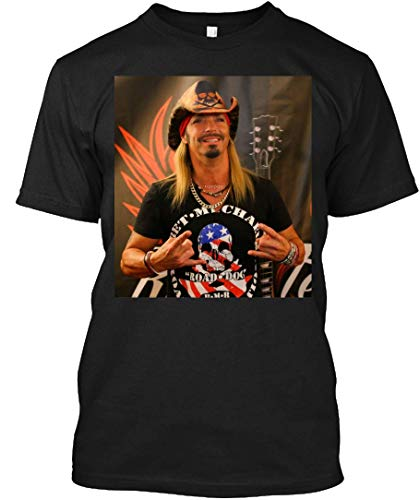 Bret Michaels Might Be The Nicest Guy 17 Tee|T-Shirt Black (Bret Shirt Michaels)