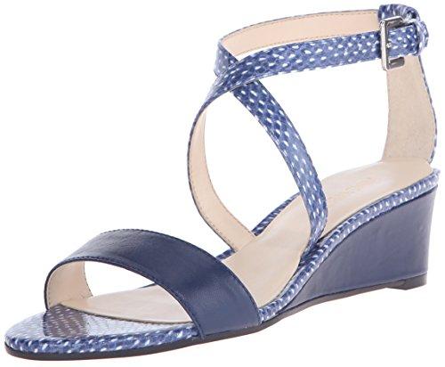 Neuf Cale ™ Bleu Bleu Synthétique Lacedress De Sandale De Womenâ € Marine Hors Blanc Ouest Marine wxTYgw