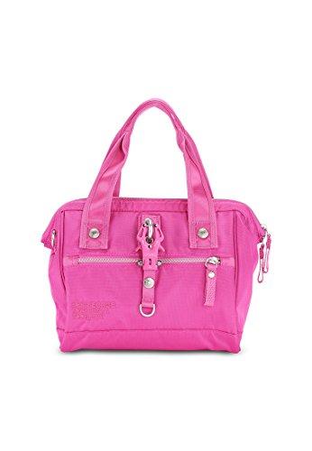 George Gina & Lucy Nylon Frameboy Handtasche pink_pink x