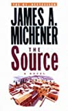 Front cover for the book The Source by James A. Michener