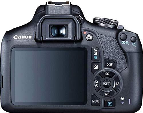 Canon EOS 2000D (Rebel T7) DSLR Camera + 18-55mm III Kit