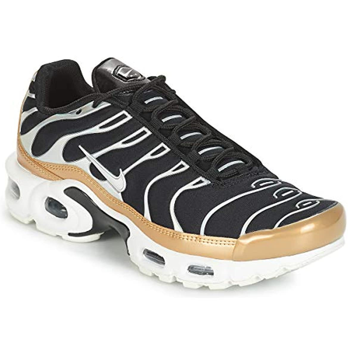 Nike Sport Scarpe Per Le Donne Color Nero Marca Modelo Donne Air Max Plus Nero