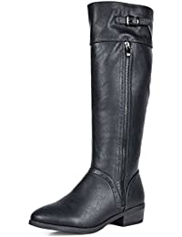 Women's Koson Knee High Winter Riding Boots