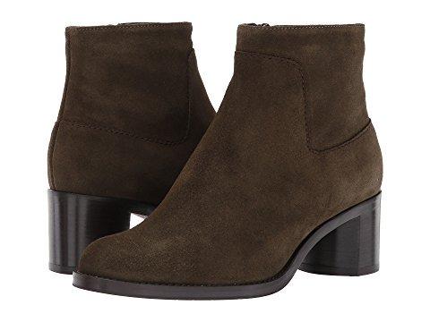 Aquatalia Women's Tilda Herb Suede Shoe