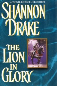 book cover of The Lion in Glory