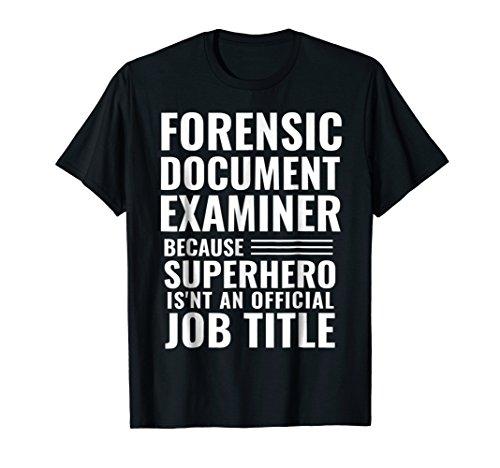 Handwriting Expert Gift TShirt - Handwriting Analysis Shirt