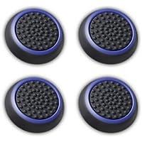 Canamite, gommini copri levette per joystick, per PS4,PS3,Xbox One, Xbox One S e Xbox 360, confezione da 4pezzi