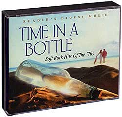 Time in a Bottle: Soft Rock Hits of the 70s - 4 Cd Set: Amazon ...