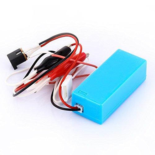 Lcd Inverter Backlight (CoCocina 12V DC Input CCFL Inverter Tester CCFL Lamp Test Tool Repairing Cable For LCD TV Laptop Screen Backlight Repair)
