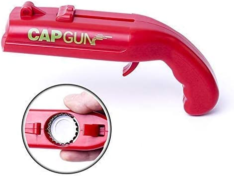 Beer Bottle Opener Cap Launcher Shooting Type Drink Openers