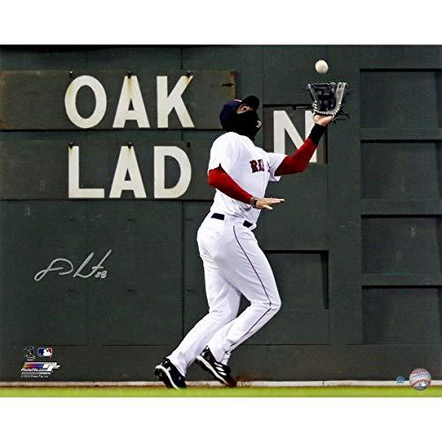J.D. MARTINEZ Autographed Red Sox