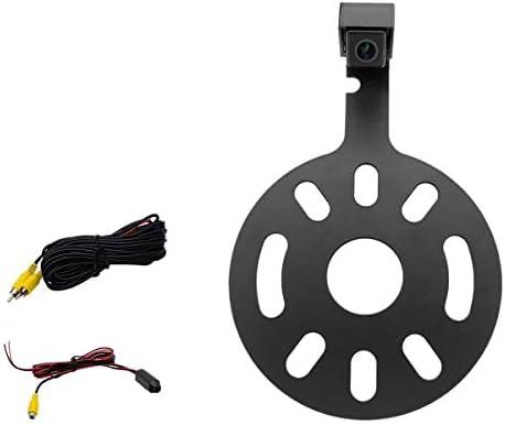 TOOGOO 車のバックミラー、予備のタイヤ、ジープラングラーのための防水バックアップカメラ