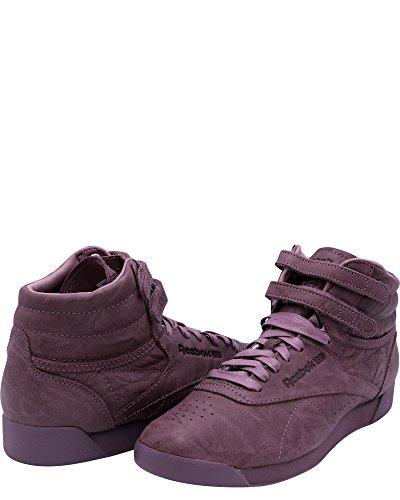 Reebok Vrouwen Freestyle Hi Fbt Sneakers Rokerige / Orchidee