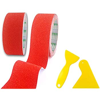 Blue Zaptex Anti Slip Tape Stair Safety Tread Grit Non Slip Tape for Tread Step Indoor Outdoor