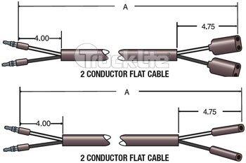 Truck-Lite (88342) Marker/Clearance Jumper Feed Harness ()