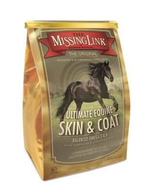 MISSING LINK-DESIGNING HEALTH - ULTIMATE SKIN/COAT EQUINE 5LB