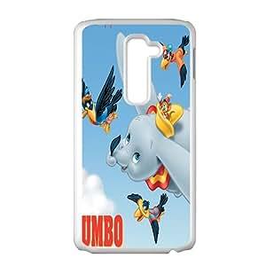 Dumbo Case Cover For LG G2 Case