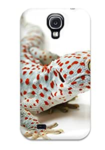 Hot 6729291K54984937 Sanp On Case Cover Protector For Galaxy S4 (tokay Gecko)