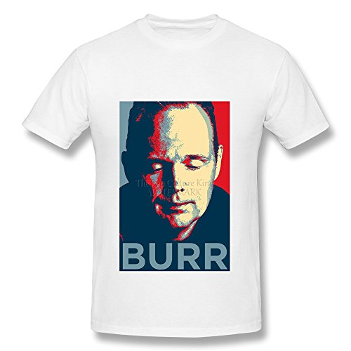 YX Comedy Bill Burr T Shirt For Men White XS