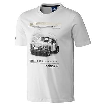 Adidas Originals Porsche 911 S T-Shirt G83321  Amazon.de  Sport ... c2f313f3f