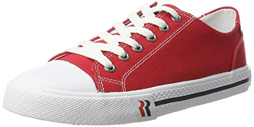 06 Unisex Romika Soling Rot Carmin Sneakers Erwachsene wHq4OCrqt