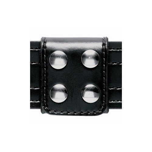 Safariland 654-9 Belt Keeper, 4 Snap, Hi Gloss ()