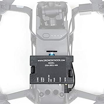 Professional Payload Drop Release Fishing Drone Plane For DJI Phantom DIY Kit